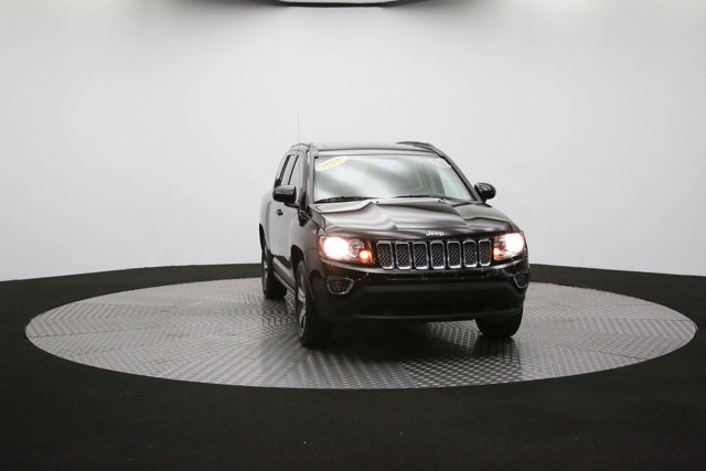 2017 Jeep Compass for sale 125122 48