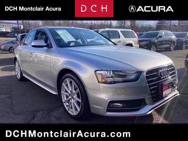 2016 Audi A4 Premium Plus