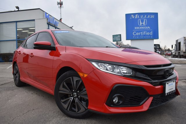 Used 2017 Honda Civic Hatchback in Highland Park, IL
