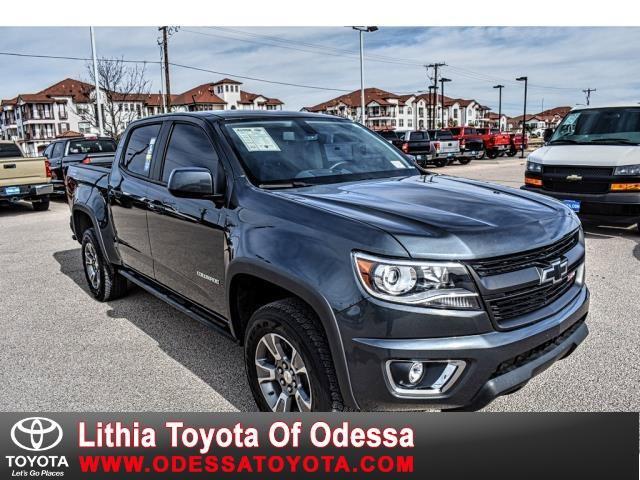 Used 2017 Chevrolet Colorado in Odessa, TX
