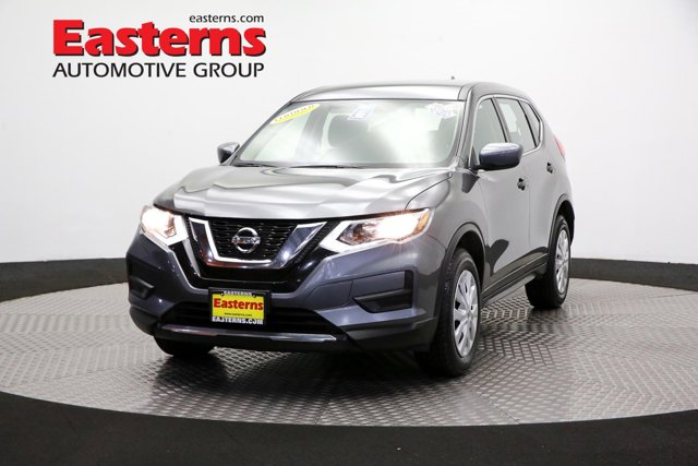 2017 Nissan Rogue S Sport Utility