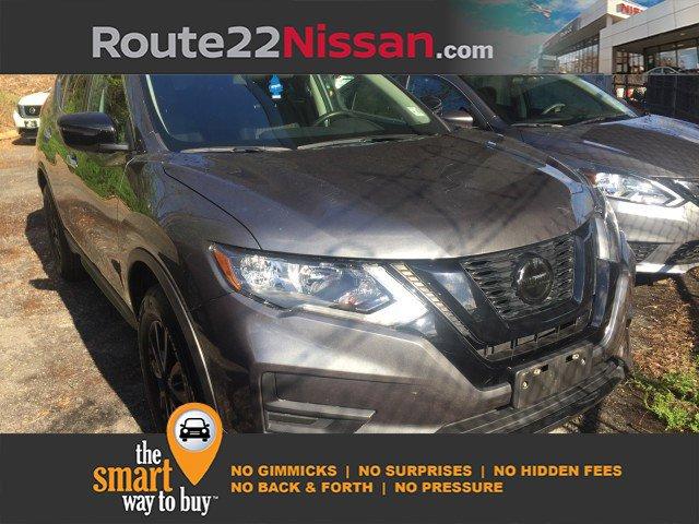 2018 Nissan Rogue SV AWD SV Regular Unleaded I-4 2.5 L/152 [13]