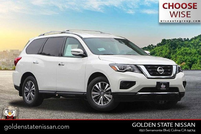 2020 Nissan Pathfinder S FWD S Regular Unleaded V-6 3.5 L/213 [15]