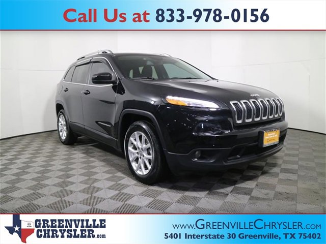 Used 2018 Jeep Cherokee in Greenville, TX