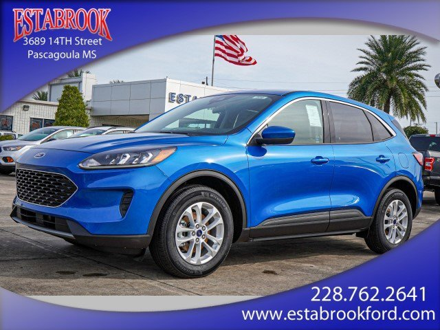 New 2020 Ford Escape in Pascagoula, MS
