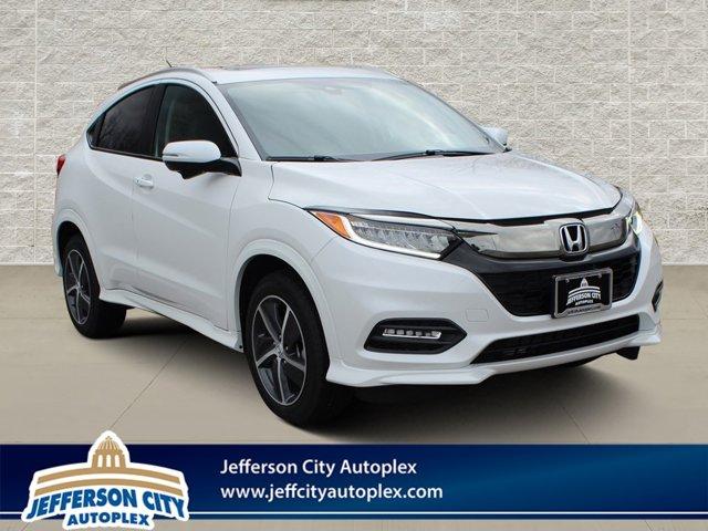 New 2020 Honda HR-V in Jefferson City, MO