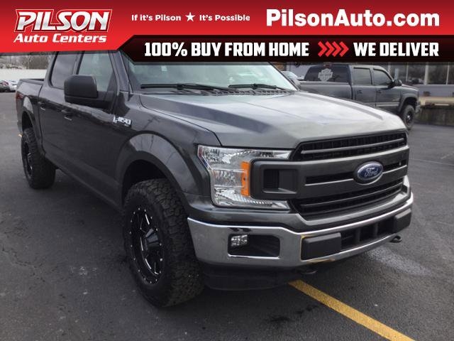 Used 2019 Ford F-150 in Mattoon, IL