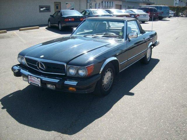 1988 Mercedes-Benz 560-Class 560SL