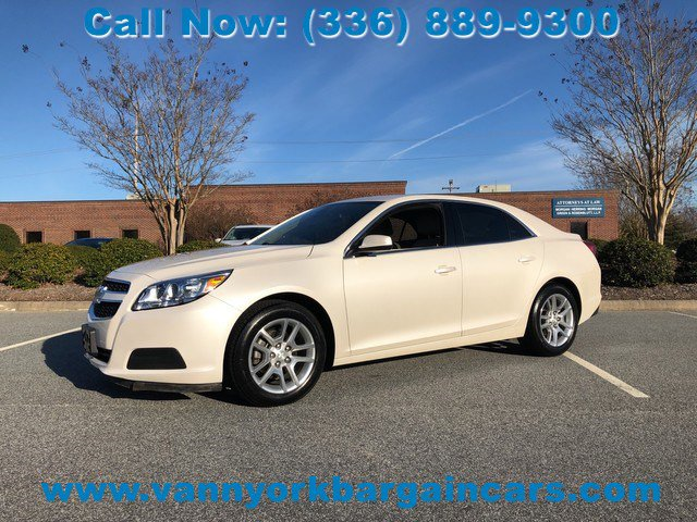 Used 2013 Chevrolet Malibu in High Point, NC