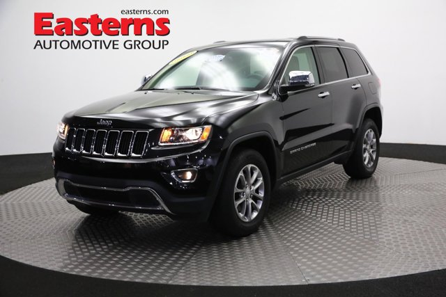2016 Jeep Grand Cherokee for sale 120555 0