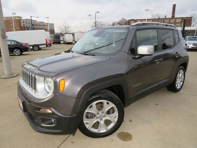 Used 2017 Jeep Renegade in Akron, OH