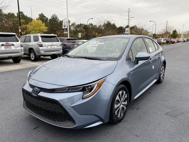 New 2021 Toyota Corolla Hybrid in Akron, OH