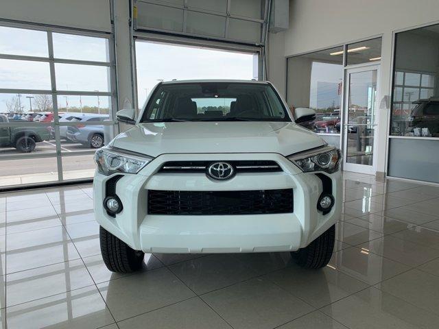 New 2020 Toyota 4Runner in Henderson, NC