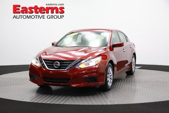 2018 Nissan Altima for sale 120956 0