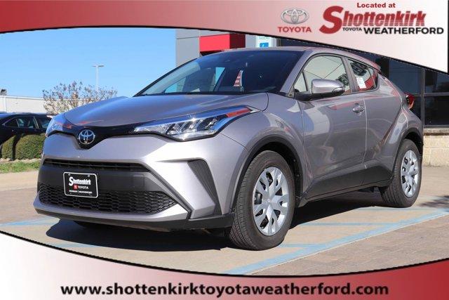 New 2020 Toyota C-HR in Granbury, TX