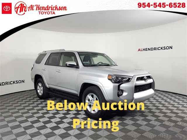 Used 2018 Toyota 4Runner in Coconut Creek, FL