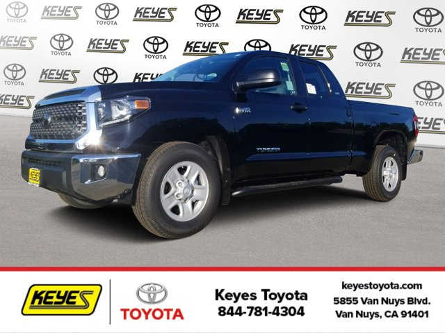 New 2020 Toyota Tundra 2WD SR5 Double Cab 6.5' Bed 5.7L