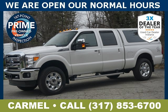 Used 2015 Ford Super Duty F-250 SRW in Indianapolis, IN