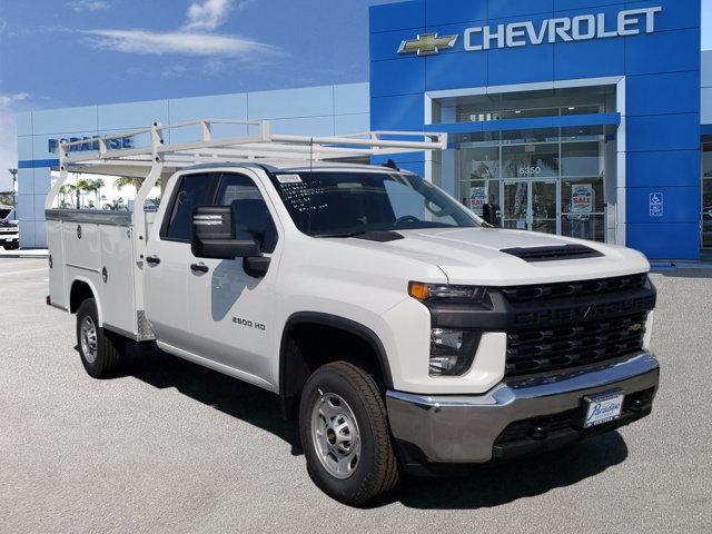 2020 Chevrolet Silverado 2500HD Work Truck 2WD Double Cab 162″ Work Truck Gas V8 6.6L/400 [14]