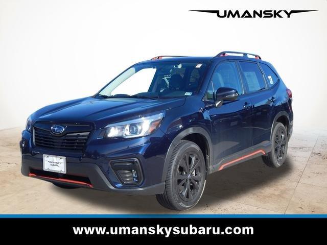 Used 2019 Subaru Forester in Charlottesville, VA