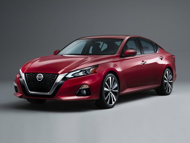 2019 Nissan Altima 2.5 SR 2.5 SR Sedan Regular Unleaded I-4 2.5 L/152 [14]