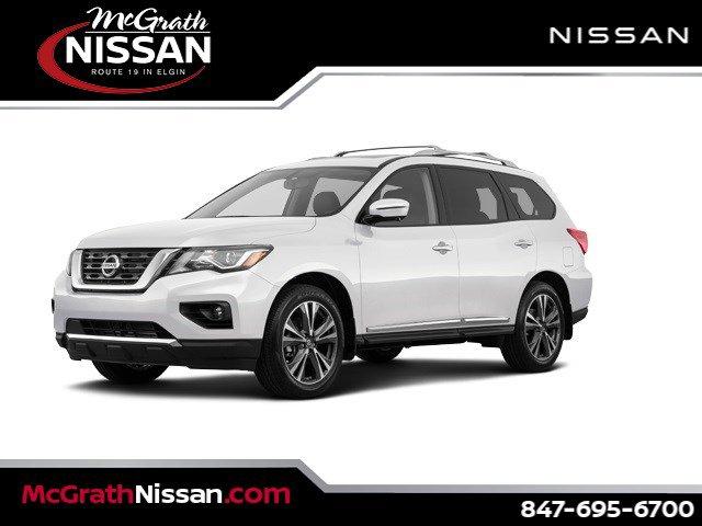 2020 Nissan Pathfinder Platinum 4x4 Platinum Regular Unleaded V-6 3.5 L/213 [8]