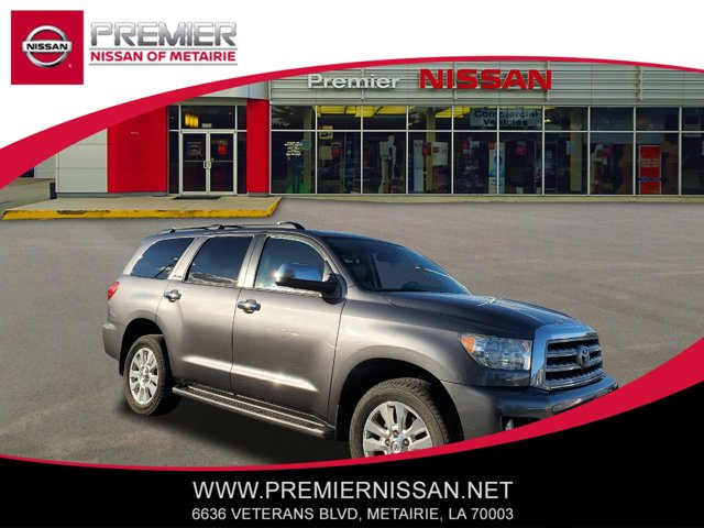 Used 2016 Toyota Sequoia in Metairie, LA