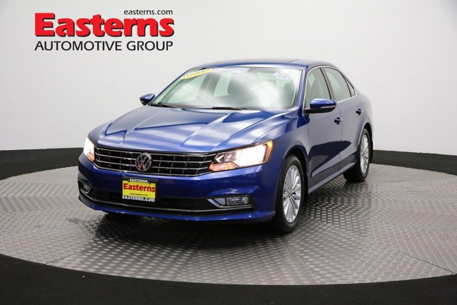 2016 Volkswagen Passat SE Technology 4dr Car