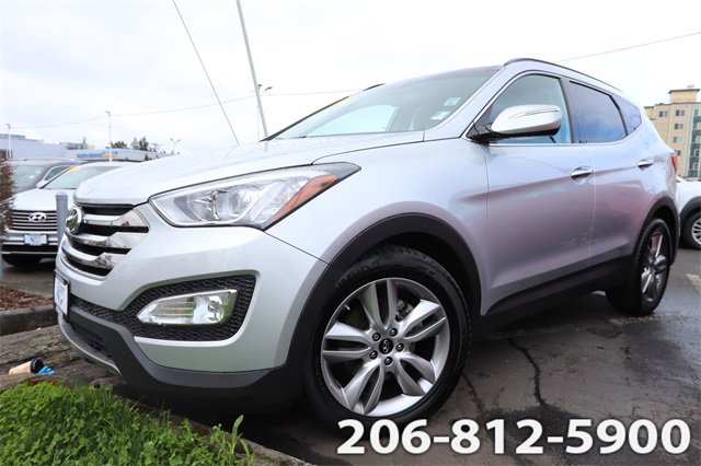 Used 2015 Hyundai Santa Fe Sport in Seattle, WA