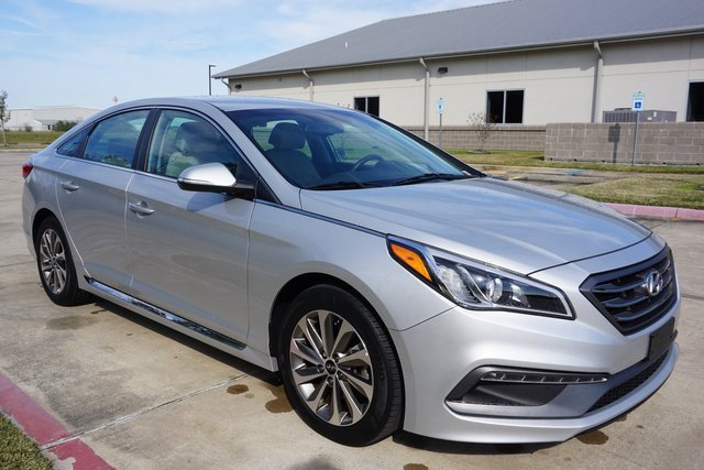 Used 2016 Hyundai Sonata in Port Arthur, TX