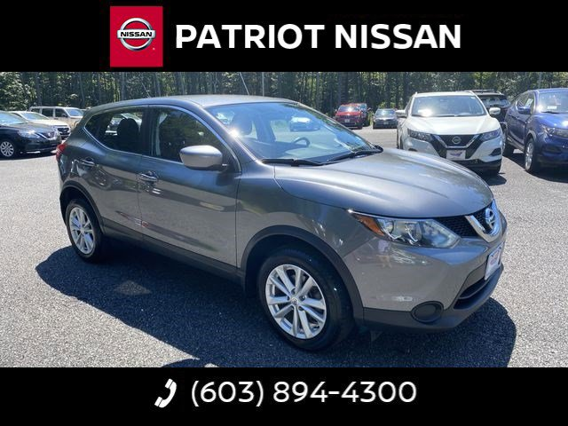 Used 2017 Nissan Rogue Sport in Salem, NH