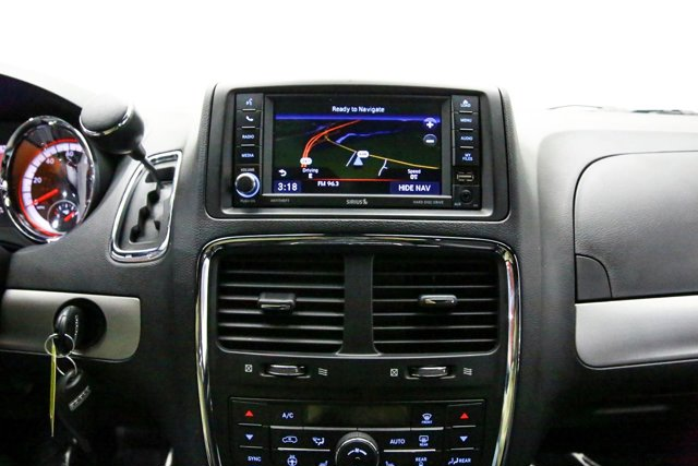2018 Dodge Grand Caravan for sale 122200 10