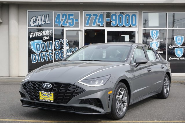 New 2020 Hyundai Sonata in Lynnwood Seattle Kirkland Everett, WA