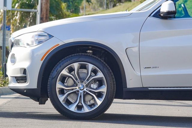 2017 BMW X5 xDrive35i Sports Activity Vehicle