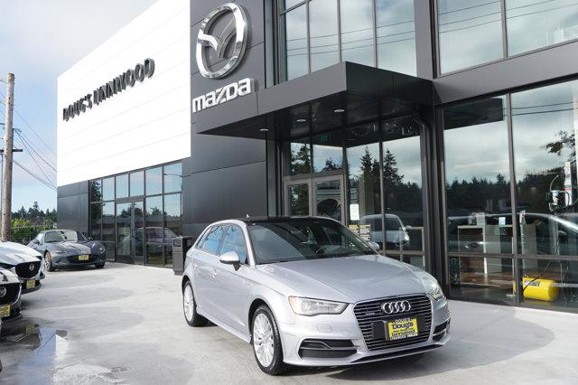 Used 2016 Audi A3 e-tron 4dr HB Premium