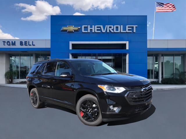 2020 Chevrolet Traverse Premier FWD 4dr Premier Gas V6 3.6L/217 [18]