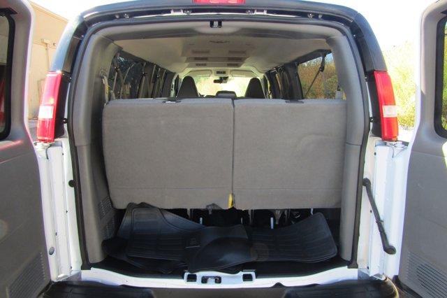 Used 2019 Chevrolet Express Passenger RWD 3500 155 LT
