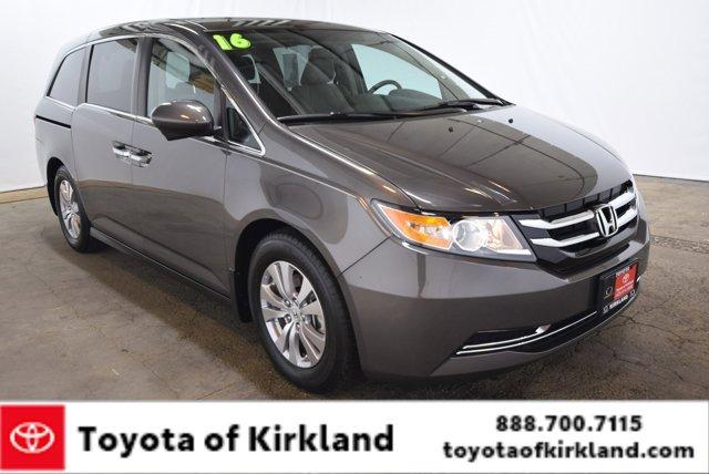 Used 2016 Honda Odyssey in Kirkland, WA