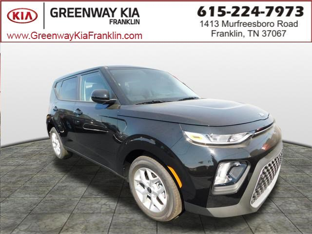 New 2020 KIA Soul in Antioch, TN