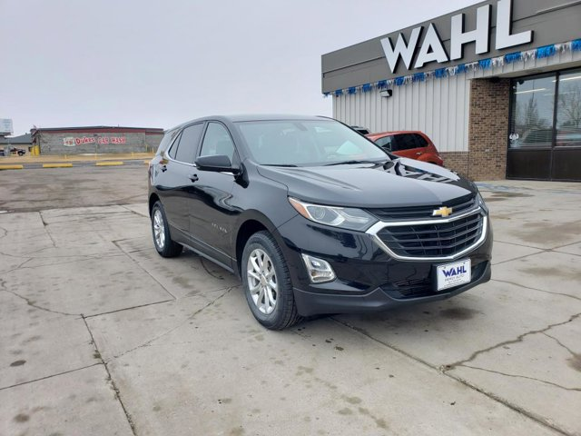 Used 2018 Chevrolet Equinox in Devils Lake, ND
