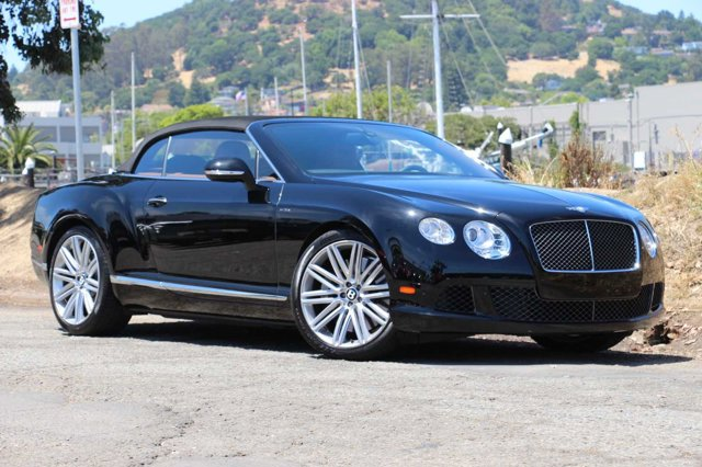 2014 BENTLEY CONTINENTAL GT SPEED Speed 35