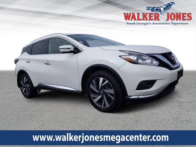 Used 2018 Nissan Murano in Waycross, GA