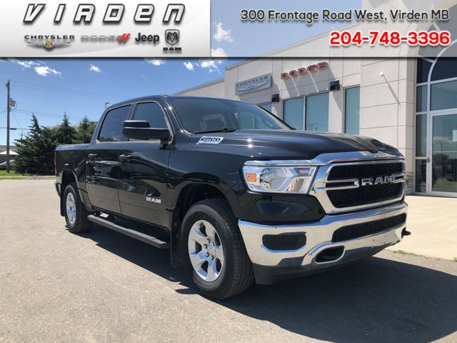 2019 Ram 1500 Tradesman Tradesman 4x4 Crew Cab 5'7″ Box Regular Unleaded V-8 5.7 L/345 [5]