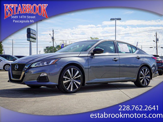 Used 2019 Nissan Altima in , MS