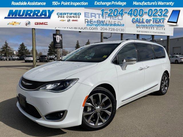 2017 Chrysler Pacifica Limited 4dr Wgn Limited Regular Unleaded V-6 3.6 L/220 [17]