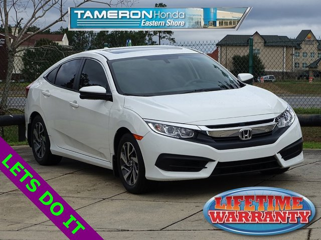 Used 2017 Honda Civic Sedan in Daphne, AL