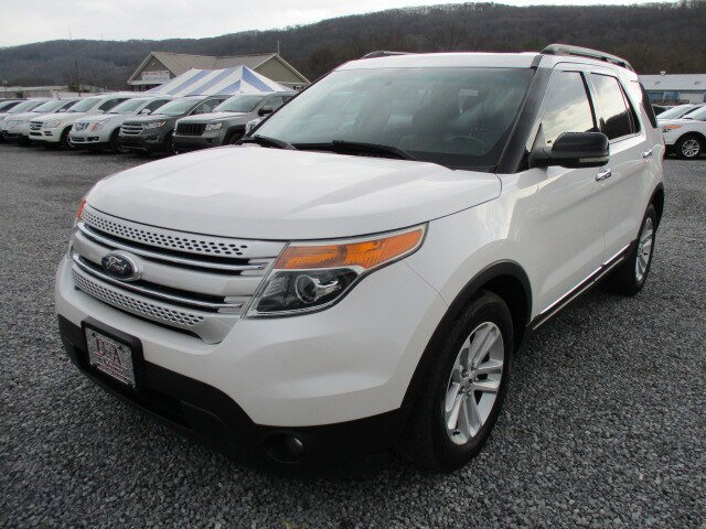 Used 2012 Ford Explorer in Fort Payne, AL