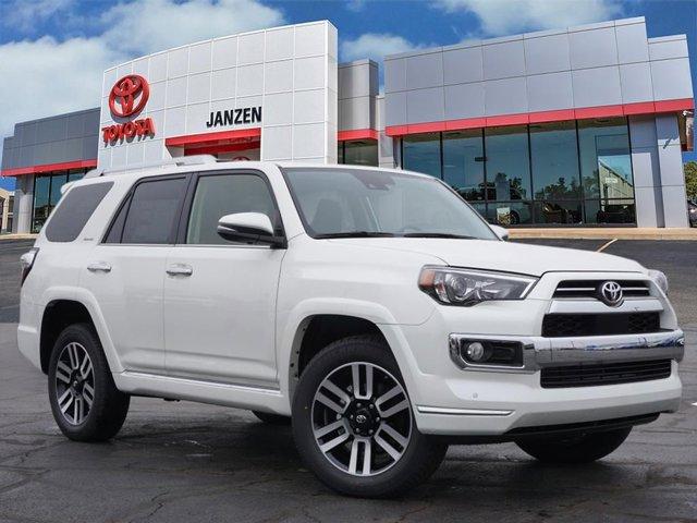 New 2020 Toyota 4Runner in Stillwater, OK