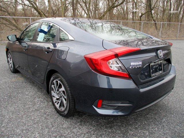 2016 Honda Civic Sedan 4dr CVT EX