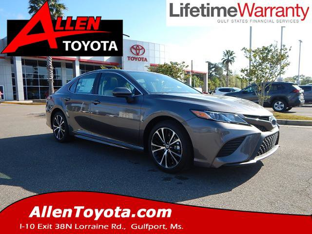 New 2019 Toyota Camry in Gulfport, MS